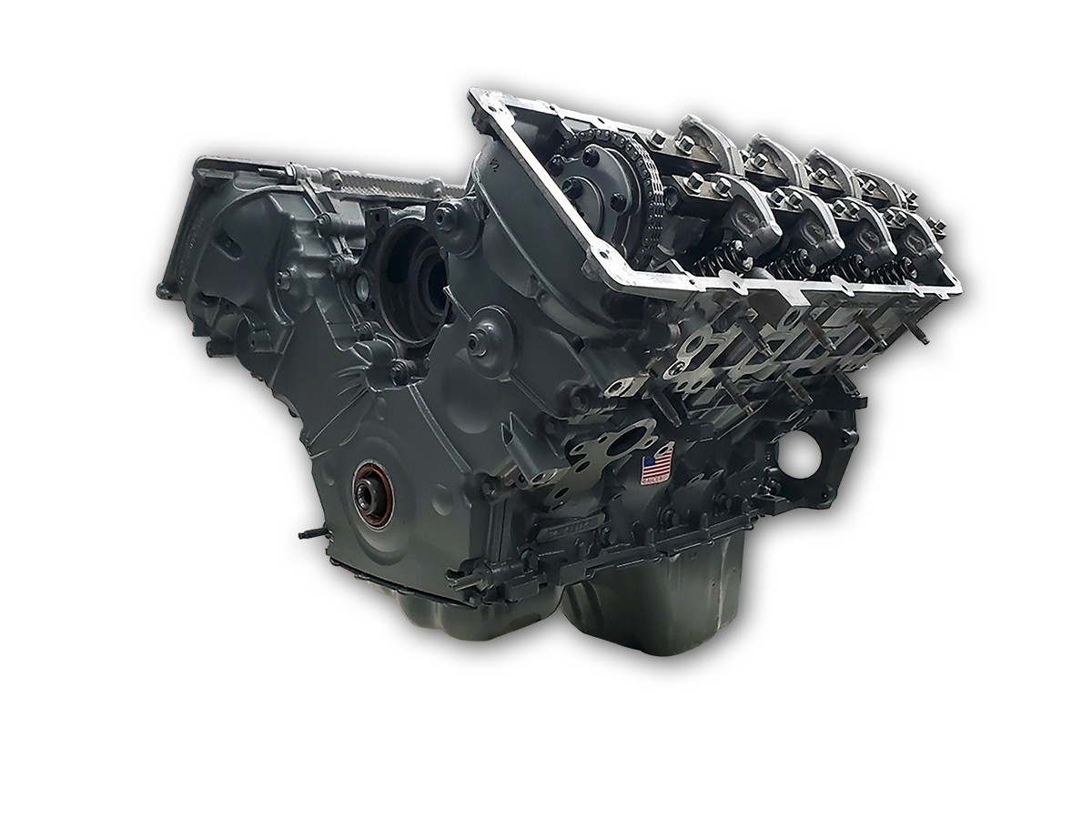 Ford 6.2L Engine
